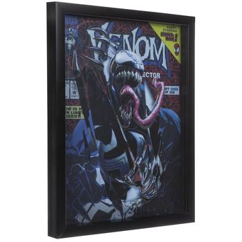 Venom Framed Wall Decor