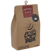 Organic Coffee Bag Ornament