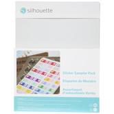 Silhouette Sticker Paper Sampler