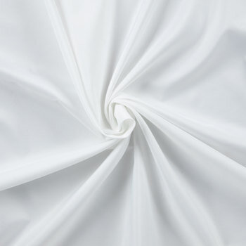 White Face Mask Fabric