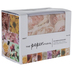 Realistic Floral Box Of Cards