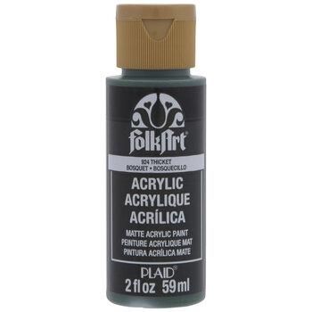Thicket FolkArt Acrylic Paint