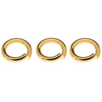 Round Jump Rings