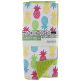 Multi-Color Pineapples Drying Mat