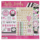 Hello Lovely Paper Crafting Kit
