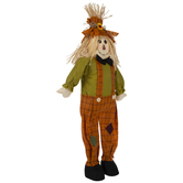 Standing Boy Scarecrow
