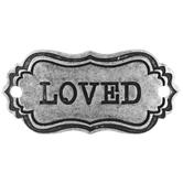 Loved Focal Pendant