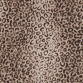 Leopard Print Duck Cloth Fabric