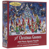 Christmas Gnomes Puzzle