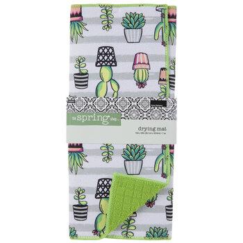 Cactus Drying Mat