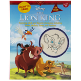 Learn To Draw The Lion King