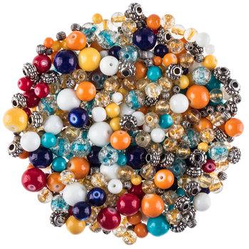 Glass & Acrylic Bead Mix