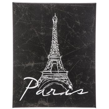 Paris Eiffel Tower Canvas Wall Decor