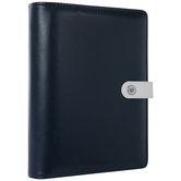 Navy & White 6-Ring Planner Binder