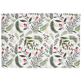 Christmas Foliage Placemat