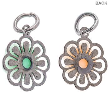 Mini Flower Charms