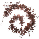 Brown Eucalyptus Garland