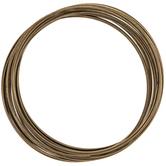 Flat Bracelet Memory Wire