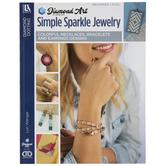 Diamond Art Simple Sparkle Jewelry