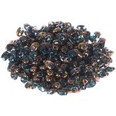 Superduo Czech Glass Beads