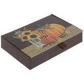 Pumpkins & Sunflowers Box - Small