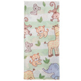 Baby Animal Safari Tissue Paper