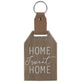Home Sweet Home Tag Wood Wall Decor