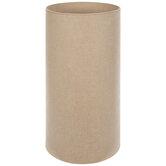 Paper Mache Round Cylinder
