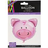 Foil Pig Balloon