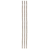 Dotted Tubes Bead Strands