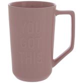 Pink You Got This Mug