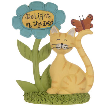 Delight In The Day Cat