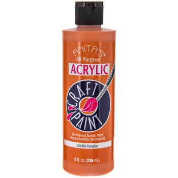 Pumpkin Anita's Acrylic Craft Paint - 8 Ounce