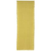 Yellow Fringe Table Runner