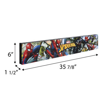 Spider-Man Canvas Wall Decor