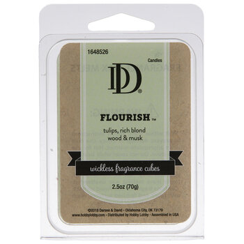 Flourish Fragrance Cubes