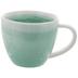 Green Watercolor Mug