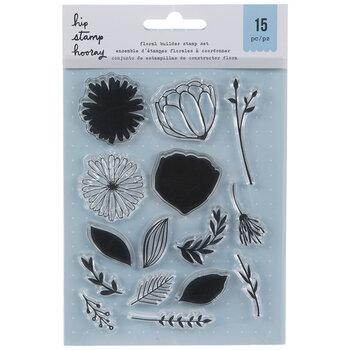 Floral Builder Clear Stamps