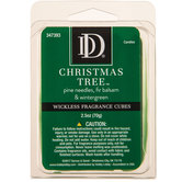 Christmas Tree Wickless Fragrance Cubes