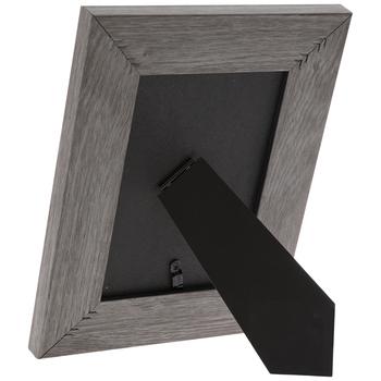 Gray Wood Look Frame
