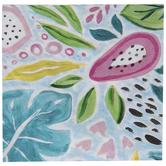 Pastel Tropical Paper Napkins