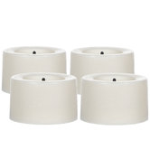 Ivory LED Votive Candles
