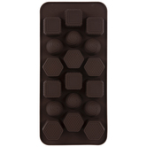 Mixed Shapes Silicone Chocolate Mold