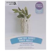 Honeybee Basket Macrame Kit