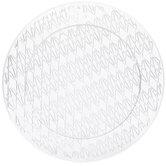 Round Diamond Platter