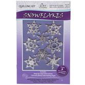 Snowflake Quilling Kit