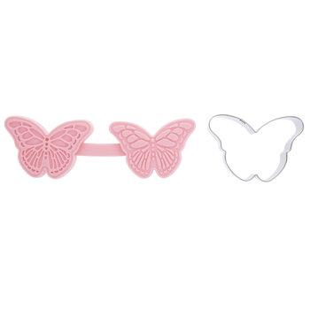 Butterfly Cut & Mold