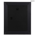 Matte Black Wood Wall Frame - 11