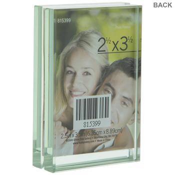 Blocked Glass Frame