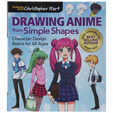 Drawing Anime From Simple Shapes